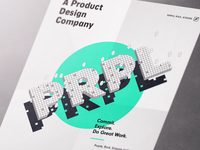 Dribbble Values - Poster