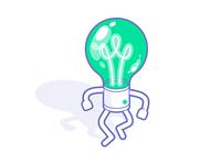 IoT - Light Bulb Guy