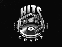 Hits From The Crypt - Playlist Graphic