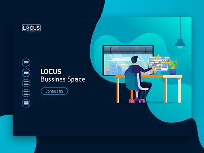 Locus  Space
