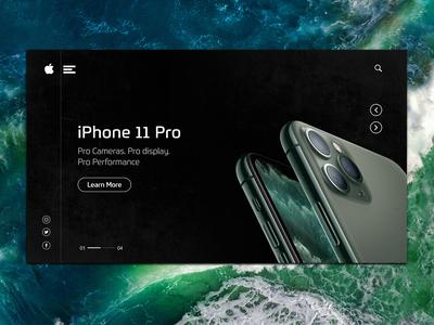 iphone 11 pro Imaginary design