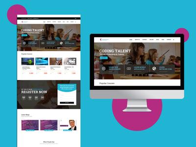 Coding Talent Agency
