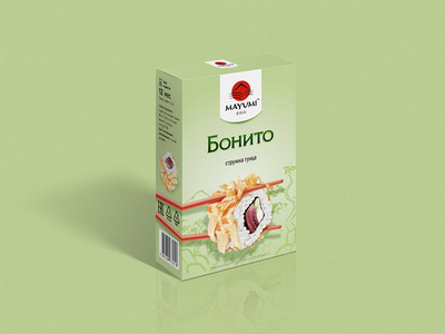 """Packaging design for """"Mayumi"""" color sushi asia rolls kitchen food morkva branding art packaging package pack graphic design design"""