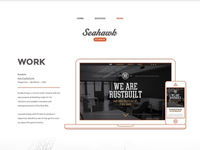 Seahawk Studio Website V2 V2 sketch