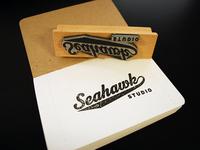 Seahawk Studio Stamp