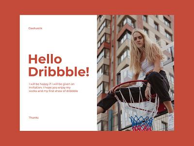 hello dribbble dribbble invite dribbble hello figma web ui ux design