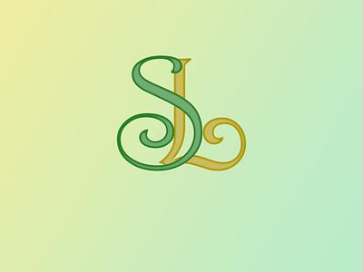 S and L logo design logo design branding