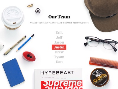 Truth Labs Site - Our Team (2 of 2)