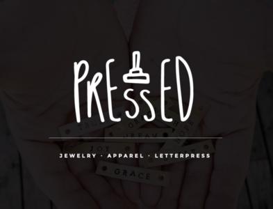 Pressed Jewelry Logo