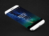 Isle Of Wight Milky Way Website