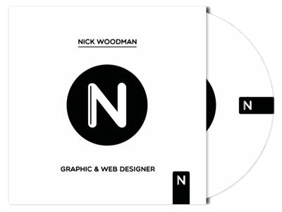 Case Design (DVD/CD) – Nick Woodman