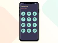SmartFret – Keys Index