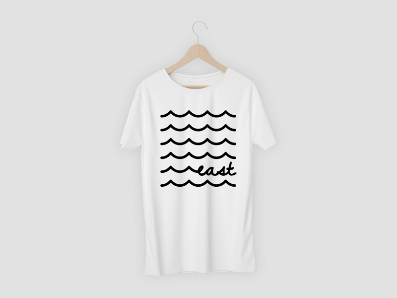 "lululemon ""east"" – 5 Year Basic Tee (concept) concept eaves east shirt tshirt teeshirt lululemon"