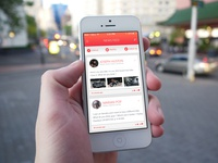 News Feed / Community App
