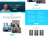 Law Firm - Website Design