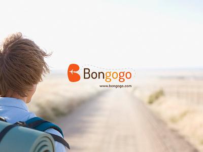 Bongogo travel icon logo