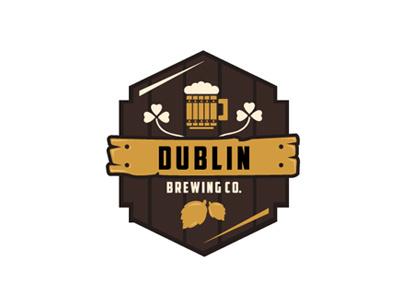 Dublin Brewing Co. ireland dublin brewing beer logo