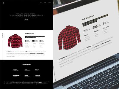 Portfolio Redesign portfolio ux ui website
