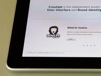 Creatiph.com on iPad