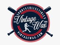 Vintage Wax - Logo Designg Concept