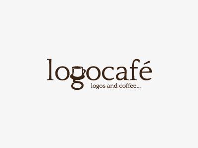 Logocafé cafe coffee logo
