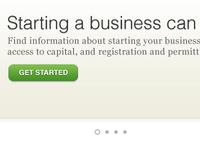 Business mockup