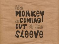 Monkey Sleeve