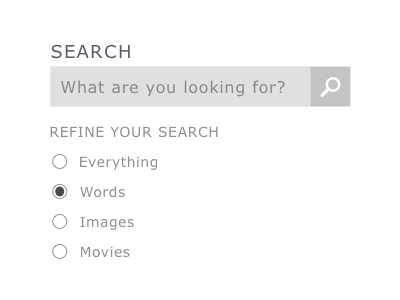 022 Search verdana 022 dailyui