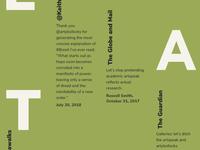 artybollocks featured in