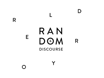 Orderly And Random Discourse
