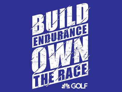 Golf Channel Race Shirt