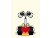 Greeting from WALL-E