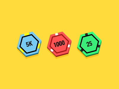 Poker Chips Genius - virtual poker chips app