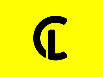 CreativeLogan clean flat graphic design minimal logo