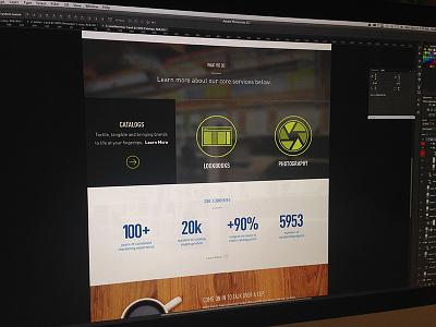 Core3Creative Web web design responsive