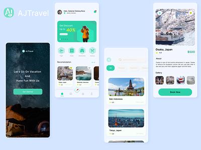 AJTravel Apps Mobile