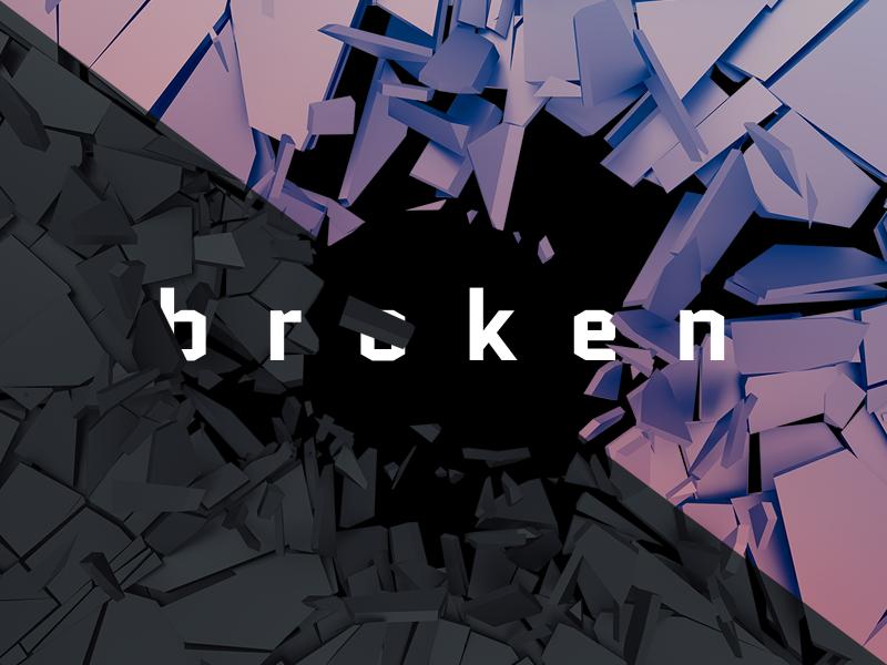 Cracked Surface 3d Render By Aleksei Vasileika On Dribbble