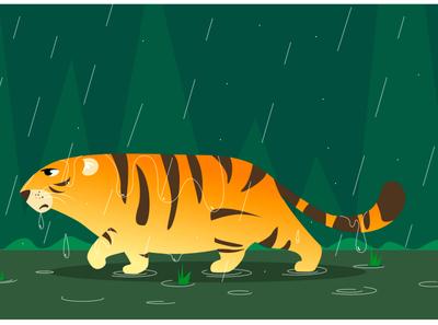 Walking in the rain :)