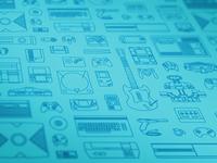 Video Game Print Design
