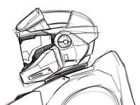 Halo Sketch