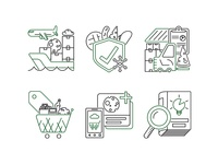 Service Icons for GFI