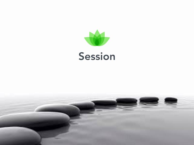Session logo by David Silva - Dribbble