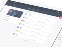 Material Design Product shots