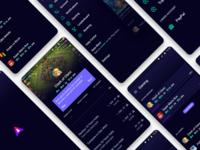 Blast FinTech App