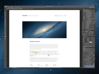Scribe - Responsive WordPress Theme