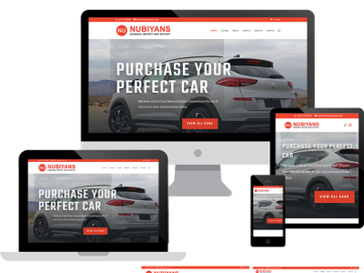 A new Website for Nubiyans Trade, Car Sales ethiopia addis ababa web developer web development web design website