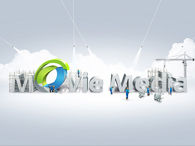 movie media design web