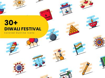 Diwali Festival icons monkey iconset icon rama rangoli