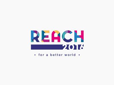 Reach Logo concept campaign ireland cork cit reach