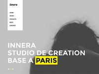 INNERA - Creative Multi-Purpose WordPress Theme